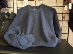Photo of Sweater - Men's Alpaca Golf Sweatshirt