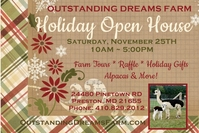 Outstanding Dreams Farm: A Maryland Alpaca Farm - Logo