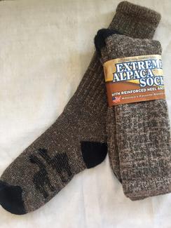 Photo of Extreme Alpaca Socks - Crew Length Reg.