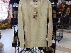 Photo of 100% Baby Alpaca womens sweater