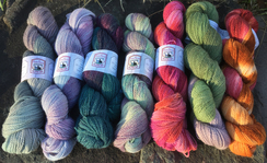 Photo of Alpaca Blend Sock Yarn