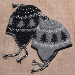 Photo of RH356 Sporty, Earflap Hat!