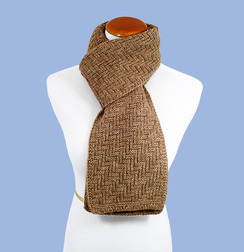 Photo of Scarf-Herringbone