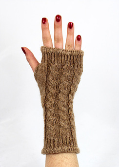 Photo of Wrist Warmer-Cable