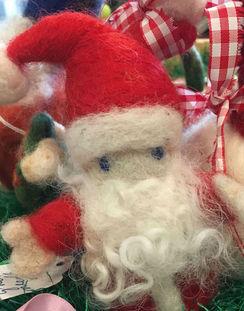 Photo of Registration: Soft Sculptured Santa