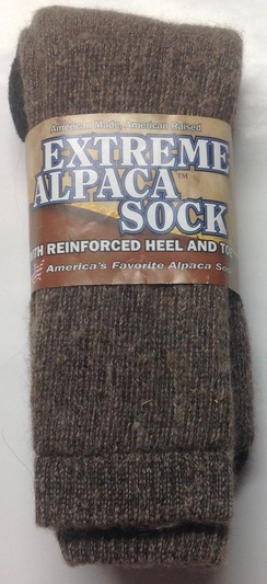 Photo of Extreme Alpaca Crew Sock