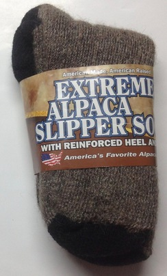 Photo of Extreme Alpaca Slippers Socks