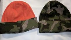 Photo of 100% Reversible Camo Hats