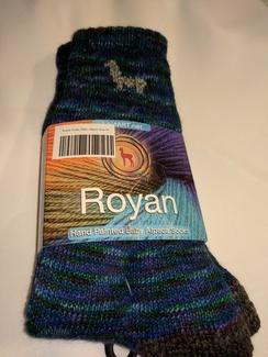 Photo of Hand Painted Socks