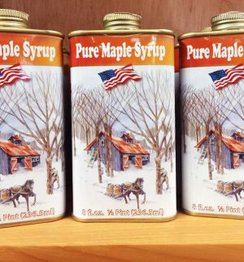 Photo of 100% Organic, Vermont Maple Syrup