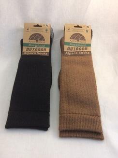 Photo of Alpaca Socks XL