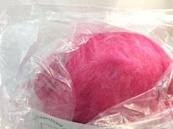 Photo of Alpaca Batt 80182 3 ounces pink