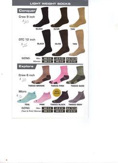 Photo of Explore Micro socks