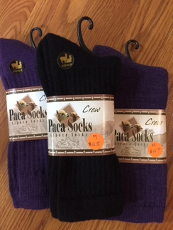 Photo of Paca Crew Socks