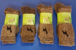 Photo of The Outdoorsman Alpaca Socks