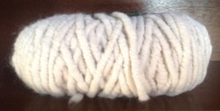 Photo of 100% Alpaca Rug Yarn