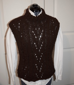 Photo of Hand Knit Vest