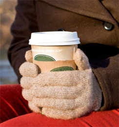 Photo of All Terrain Alpaca Gloves