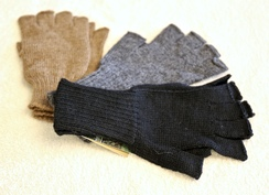 Photo of Fingerless Glove