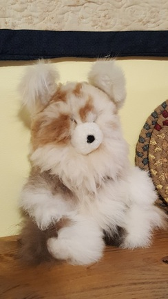 Photo of Plush Alpaca Bunny