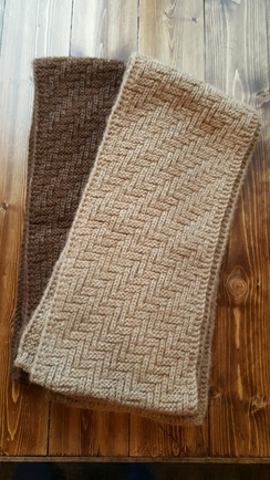 Photo of Herringbone Scarf