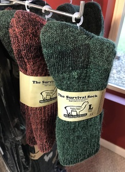 Photo of All-Terrain Survival Socks