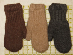 Photo of Fleece Mittens Adult