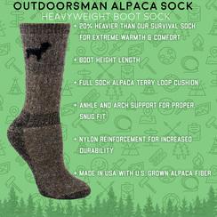Photo of Outdoorsman Sock