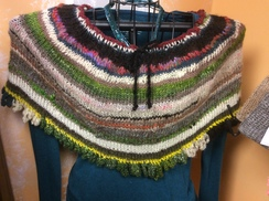 Photo of Alpaca Capelet