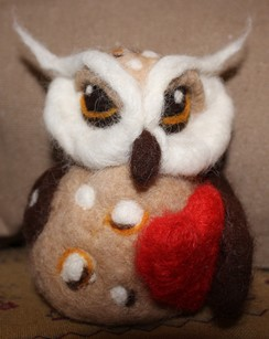 Photo of NEEDLE FELTING CLASS