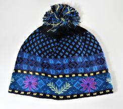 Photo of Blue Meadow Fleece Lined Hat