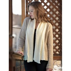 Photo of Duet Ladies Alpaca Cardigan