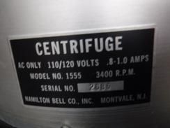 Photo of Lab Grade Centrifuge