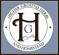 Higher Ground Herbs & Homestead - Logo