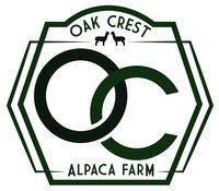 Oak Crest Alpaca Farm - Logo