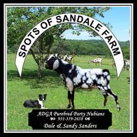 Spots of Sandale Farm - Logo