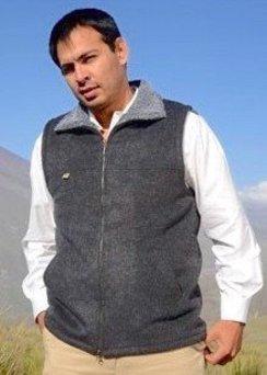 Photo of Lined Alpaca Vest