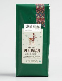 Photo of Whole Bean Peruvian Coffee
