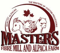 Masters Fibre Mill & Alpaca Farm - Logo