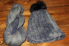 Photo of Slouchy Ribbed Hat