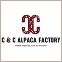 C & C Alpaca Factory - Logo