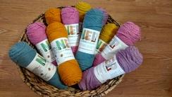 Photo of NFP Ultra Fine Alpaca/Cotton/Wool Blend