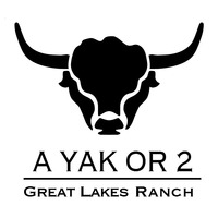 A Yak or 2 | Great Lakes Ranch - Logo