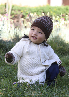 Photo of Baby Alpaca Toddler Set