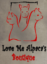 LOVE ME ALPACAS  - Logo