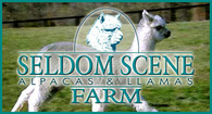 Seldom Scene Farm - Logo