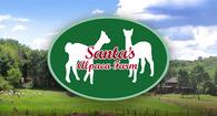Santa's Alpaca Farm - Logo