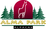 Alma Park Alpacas - Logo