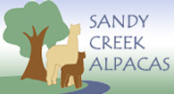 Sandy Creek Alpacas - Logo