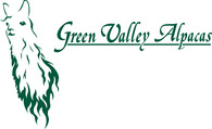 GREEN VALLEY ALPACAS - Logo
